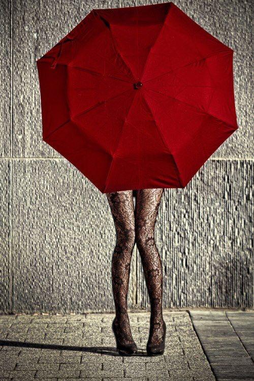 red legs girl